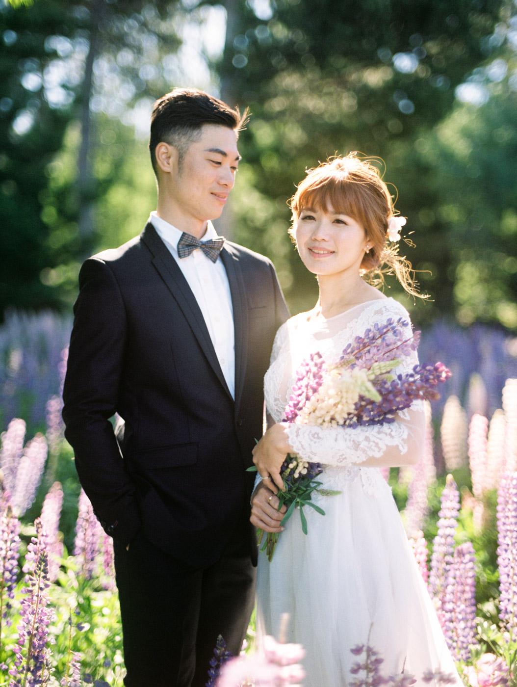 紐西蘭婚紗